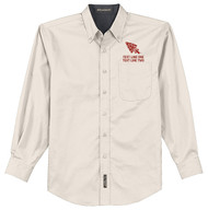 Port Authority® Long Sleeve Easy Care Shirt Men's with OA Arrowhead Logo