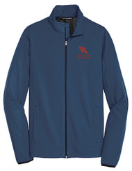 Port Authority® Active Soft Shell Jacket with OA Arrowhead Logo