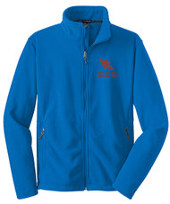 Port Authority Value Fleece Jacket with OA Arrowhead Logo