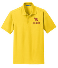 Dry Zone® Grid Wicking Polo with OA Arrowhead Logo