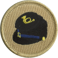 Civil War Infantry Cap Patrol Patch