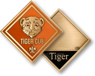 Tiger Cub Coin- DISCONTINUED