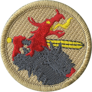 Dragonborn Patrol Patch