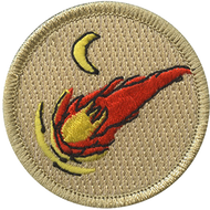 Meteor Patrol Patch