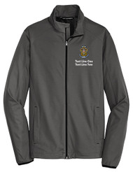 Port Authority® Active Soft Shell Jacket with Sea Scout Logo