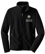 Port Authority Value Fleece Jacket with Sea Base Logo