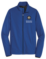 Port Authority® Active Soft Shell Jacket with Sea Base Logo