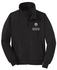 Port Authority® Charger Jacket with Sea Base Logo