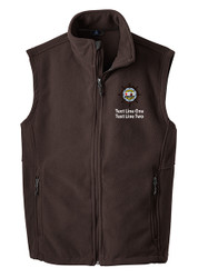 Port Authority® Fleece Vest with Sea Base Logo