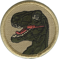 Raptor Patrol Patch