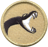 Water Moccasin Patrol Patch