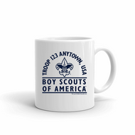 Scouts BSA Troop Mug SP4841