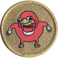 Do Way Patrol Patch