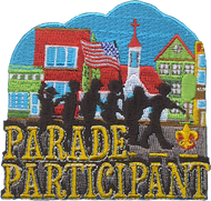 Parade Participants Patch
