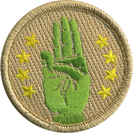 Scouts Honor Patrol Patch