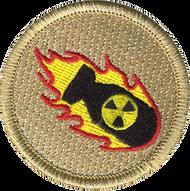 Flaming Nuke Patrol Patch