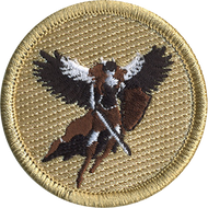 Artemis Patrol Patch