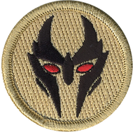 Dark Titans Patrol Patch