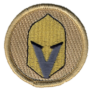 Black Eyed Knight Patrol Patch