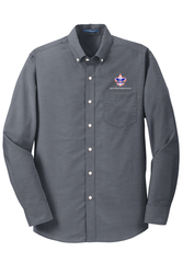 Port Authority® SuperPro Oxford Shirt– Heart of New England Council