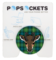 Wood Badge Antelope Popsocket
