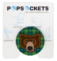 Wood Badge Bear Popsocket
