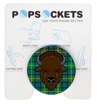 Wood Badge Buffalo Popsocket