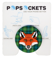 Wood Badge Fox Popsocket