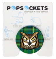 Wood Badge Owl Popsocket