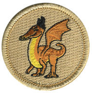 Fire Dragon Patrol Patch