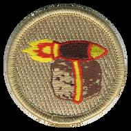 Jetpack Biscuit Patrol Patch