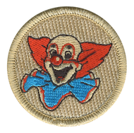 Clown Patrol Patch