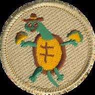 Taco Turtle Patrol Patch