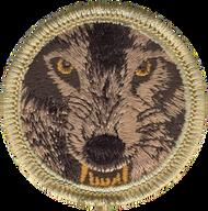 Alpha Wolves Patrol Patch