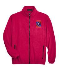 UltraClub Fleece Full-Zip Jacket -  NCAC NYLT Staff