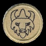 Buffalo Wood Badge Totem Patrol Patch