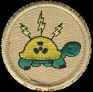 Toxic Turtle Patrol Patch
