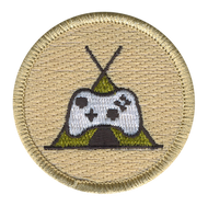 Camp Gamers Patrol Patch