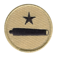 Cannon Star Patrol Patch