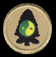 Yin Yang Arrowhead Patrol Patch