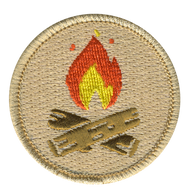 Camp Fire Patrol Patch
