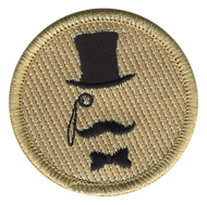 Extraordinary Gentlemen Patrol Patch