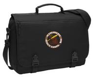 Port Authority® Messenger Briefcase - Camp Massawepie
