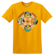 Summer Camp 2019 Short Sleeve Cotton T-Shirt - Camp Massawepie