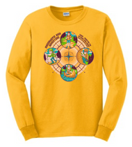 Summer Camp 2019 Cotton Long Sleeve Tee - Camp Massawepie