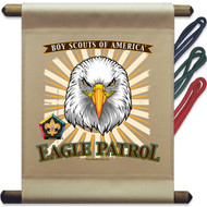 Wood Badge Eagle Mini Flag - Flag Only(SP5143)