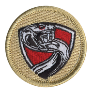 Serpents Patrol Patch