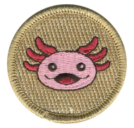 Axolotl Patrol Patch