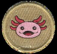 Axolotl Patrol Patch