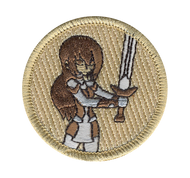 Valkyrie Patrol Patch